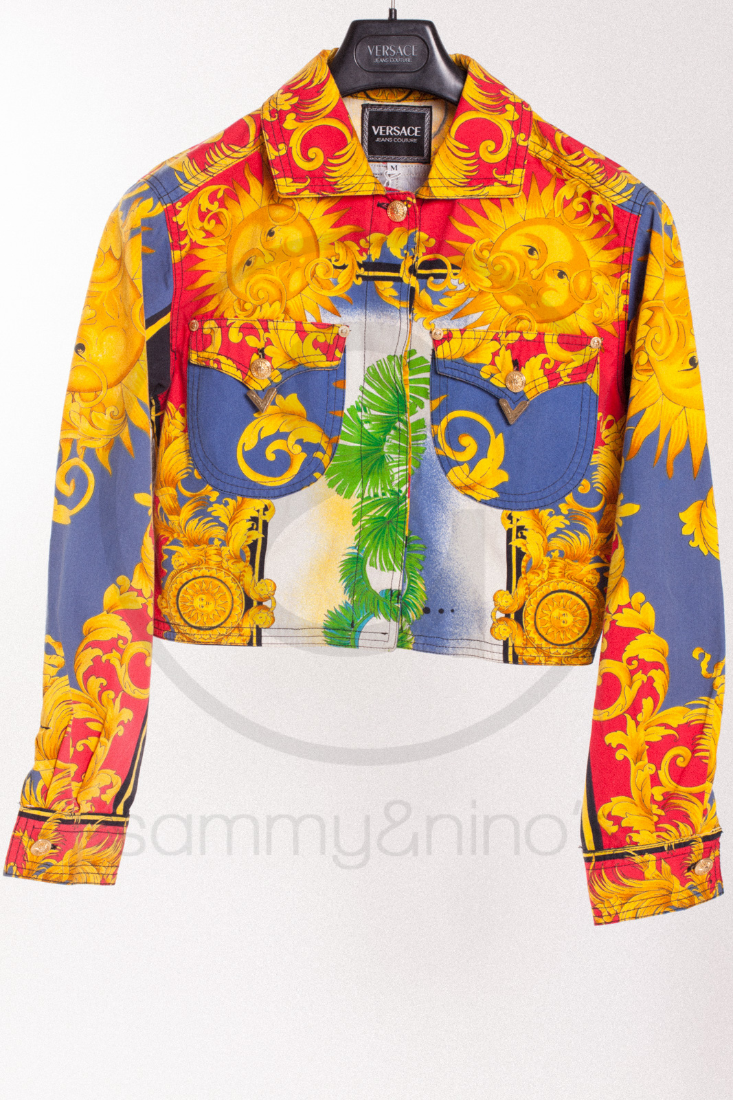 Versace Jeans Couture Jacket Miami Sammy Amp Nino S Store