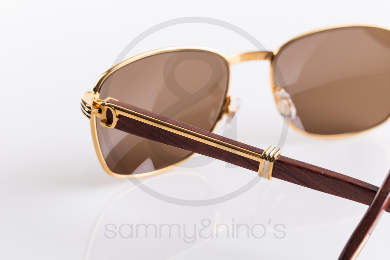 8bf012edd58 Cartier bubinga wood 56-17 – Sammy   Nino  39 s Store