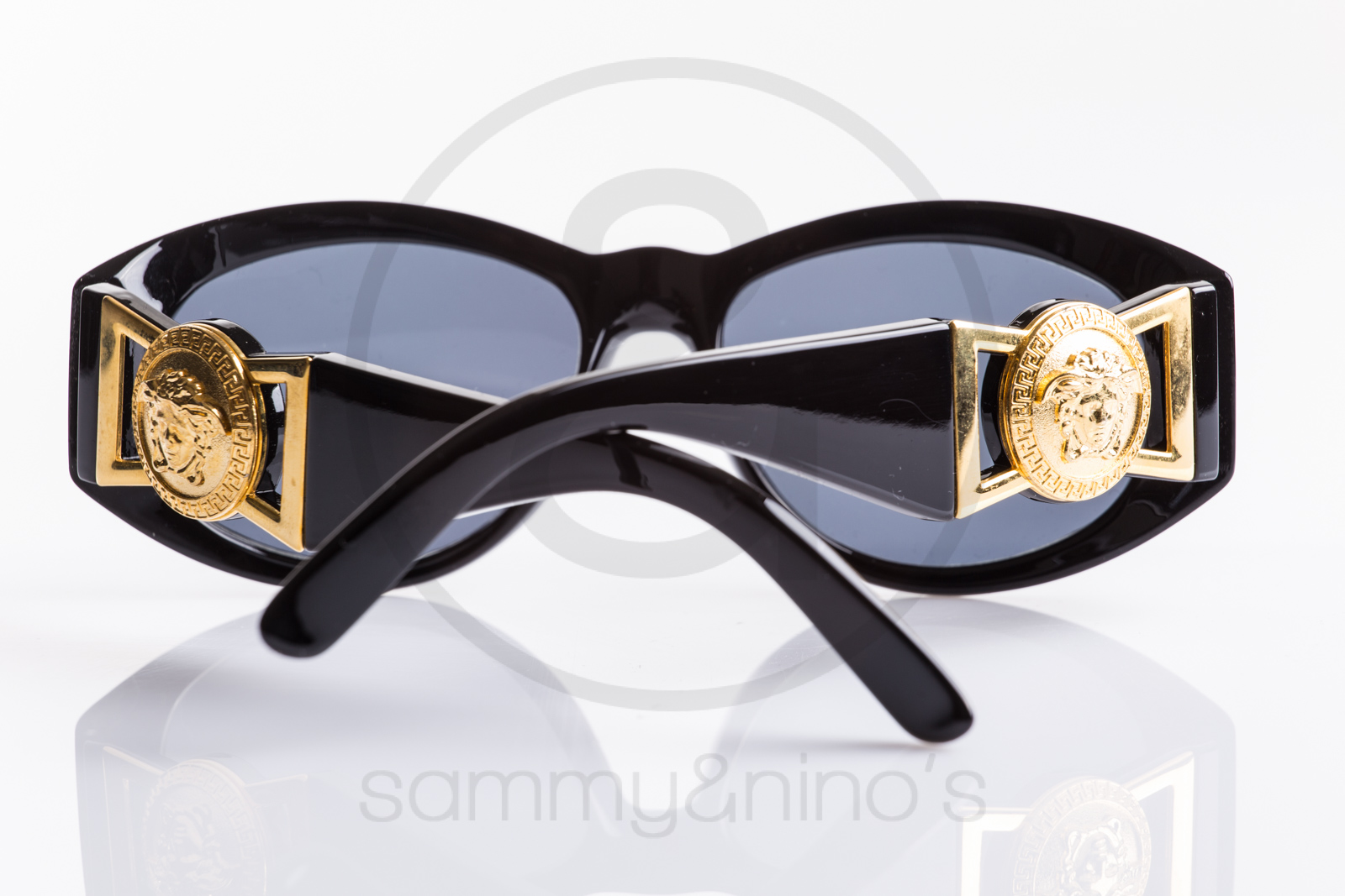 20424cbe1482 Vintage Versace Sunglasses 424   www.tapdance.org
