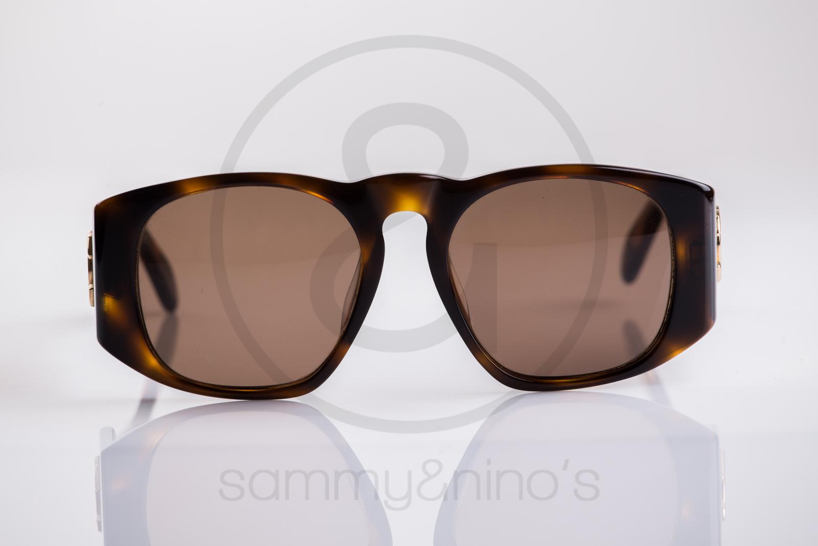 Gold Frame Chanel Sunglasses : Chanel 01451 Sammy & Ninos Store