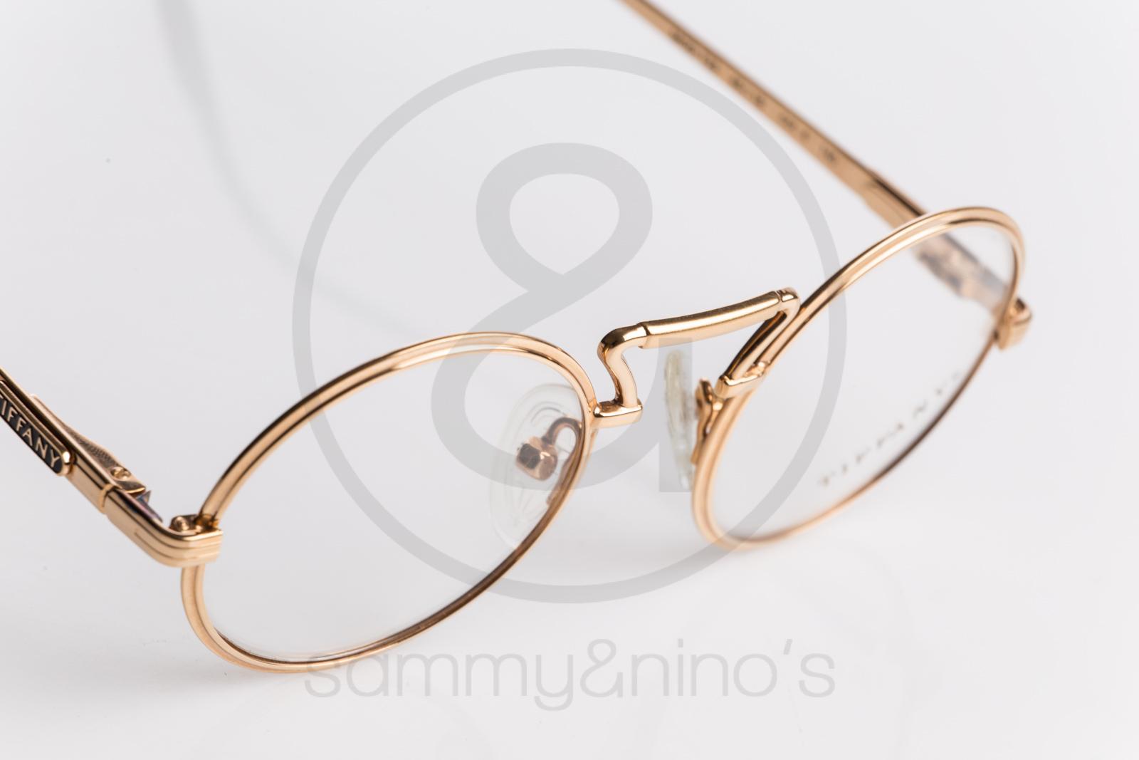 Gold Plated Glasses Frames : Tiffany T23 Sammy & Ninos Store