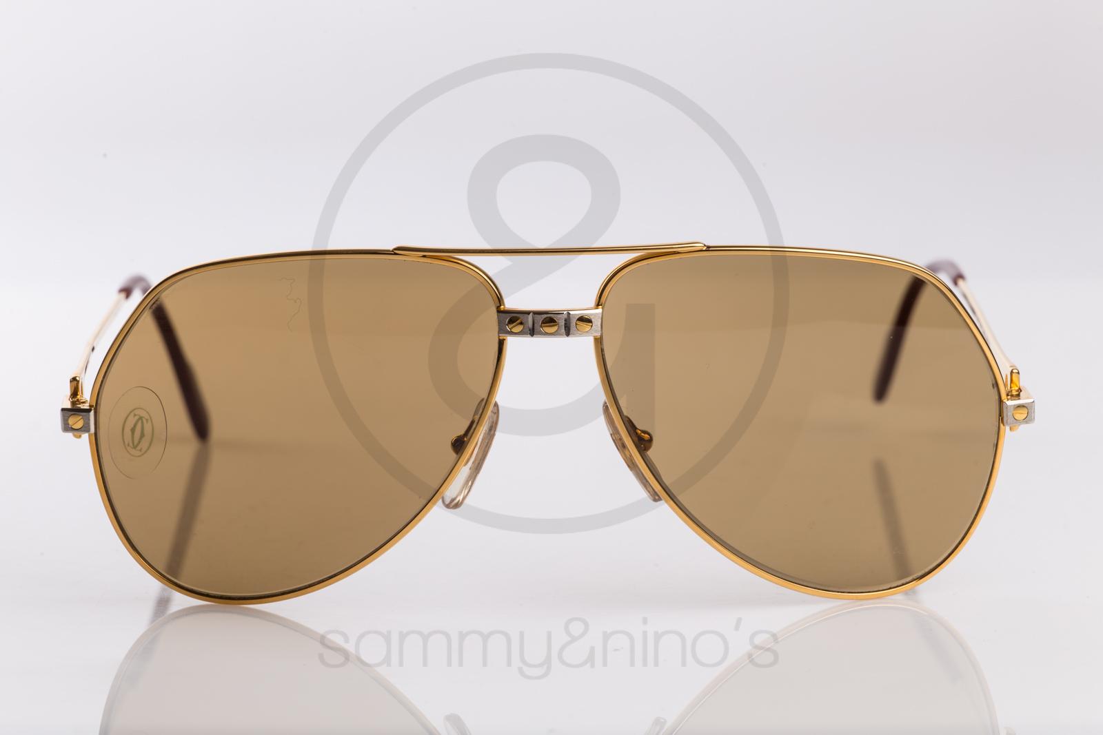 35cc5a01a65 Cartier Santos Sunglasses « Heritage Malta