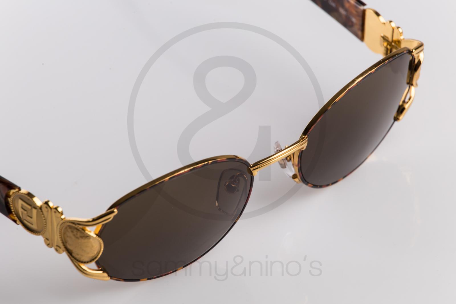 667bcd66e3 Vintage Fendi Sunglasses Mens
