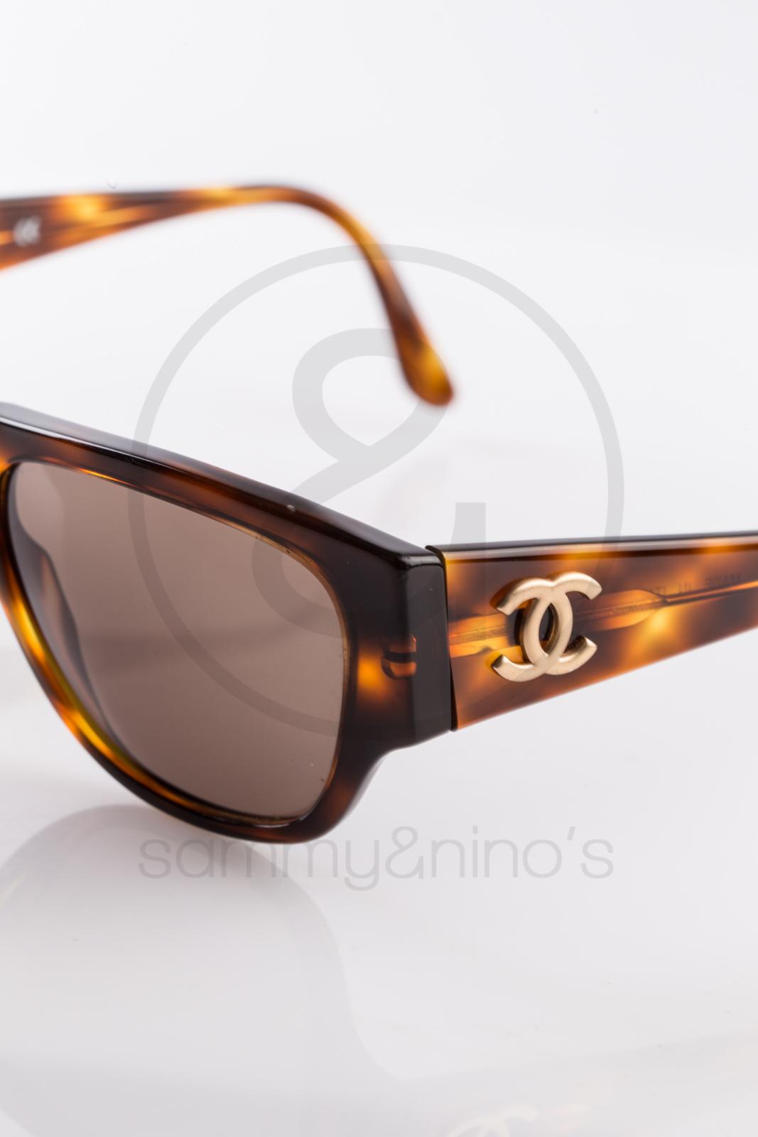 Gold Frame Chanel Sunglasses : Chanel 04153 Sammy & Ninos Store