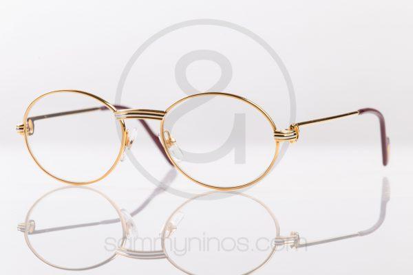 vintage-cartier-eyeglasses-saint-honore-gold-1