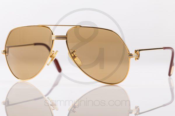 vintage-cartier-sunglasses-vendome-louis-gold-1