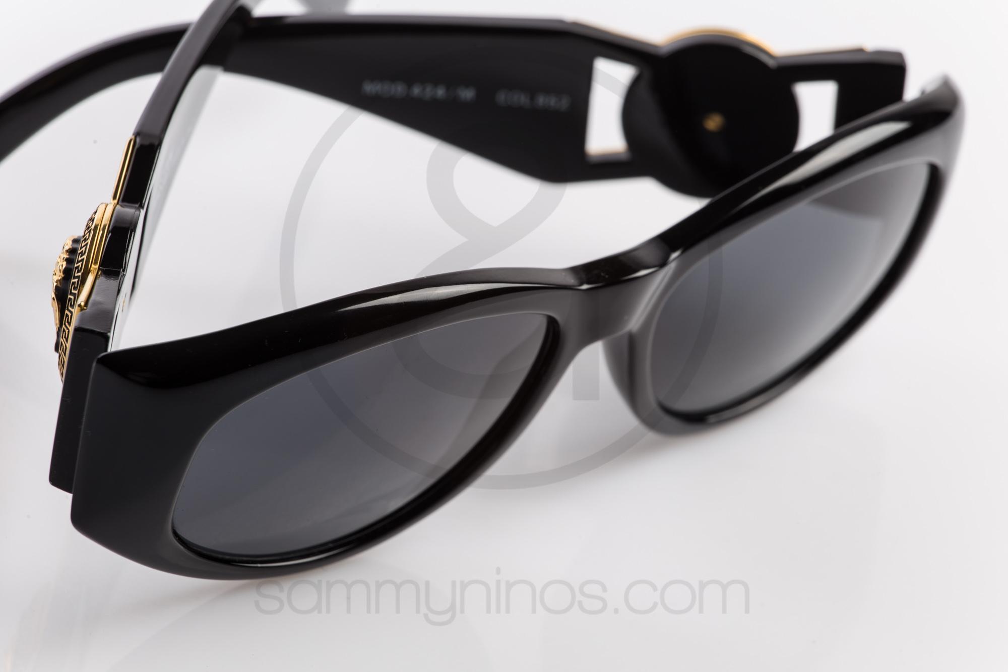 f79915acf6d2 Gold Gianni Versace Sunglasses - Bitterroot Public Library