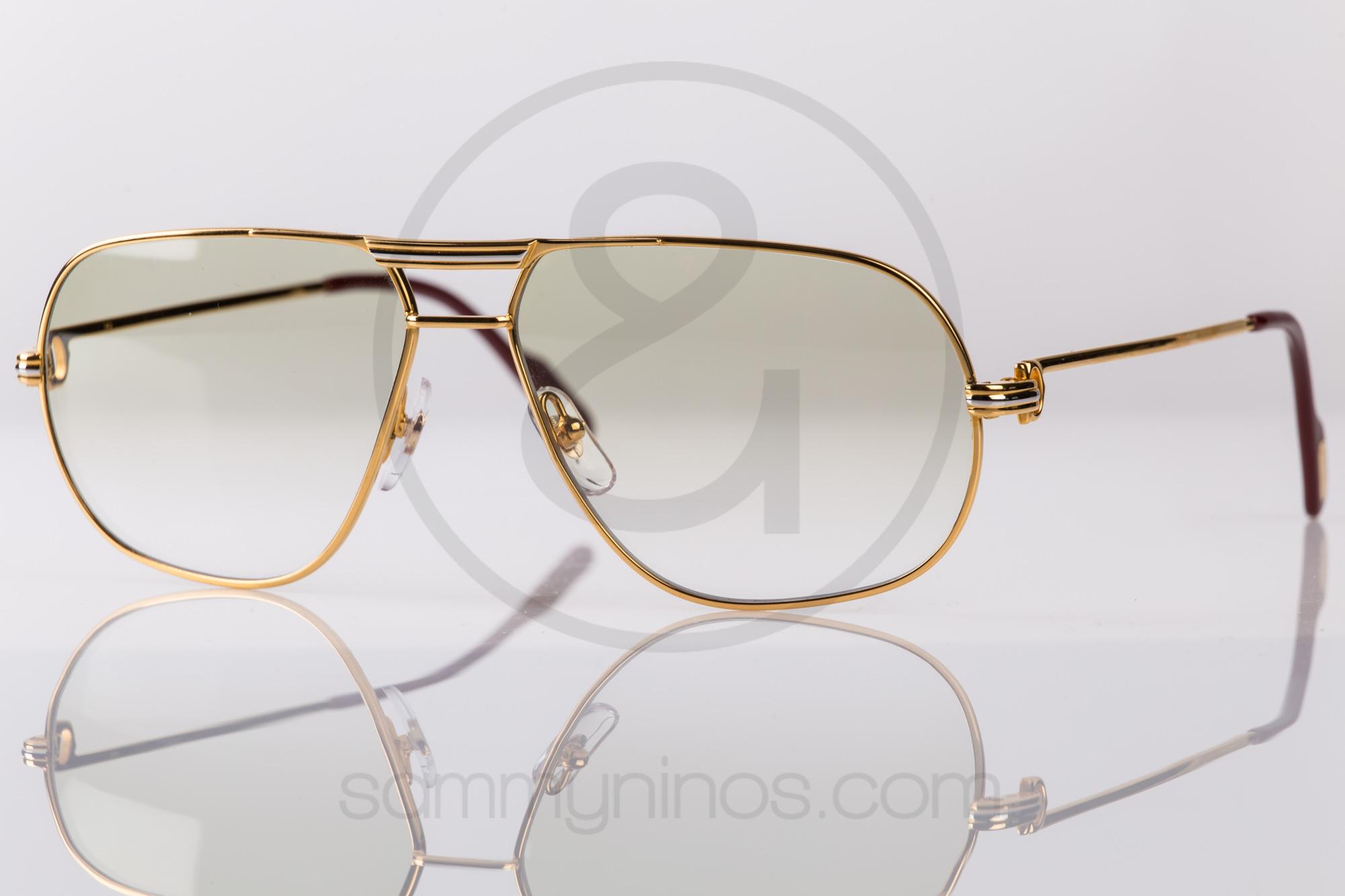 ebfa28ee813 Cartier Paris 140 Glasses - Image Of Glasses