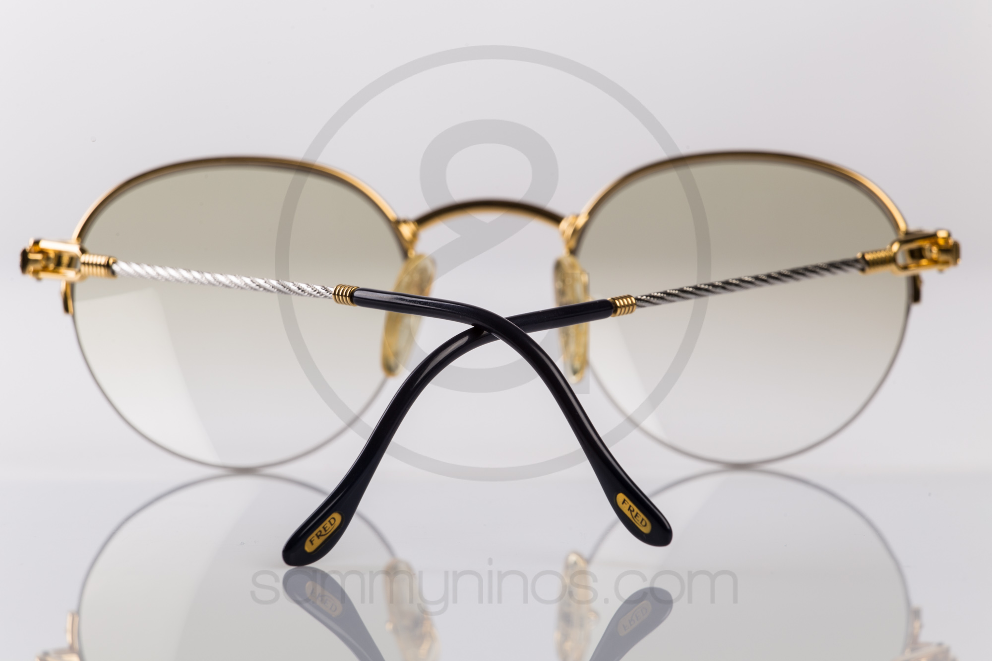 Vintage Fred Sunglasses Grand Largue Sammy Store