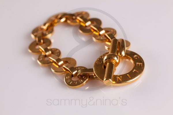 Celine bracelet gold Vintage Sunglasses Accessories – Sammy Ninos-1053