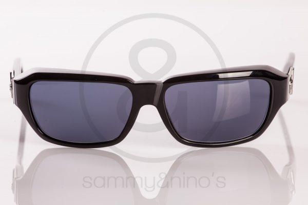 vintage Gianni Versace 412A sunglasses black sammyninos 2