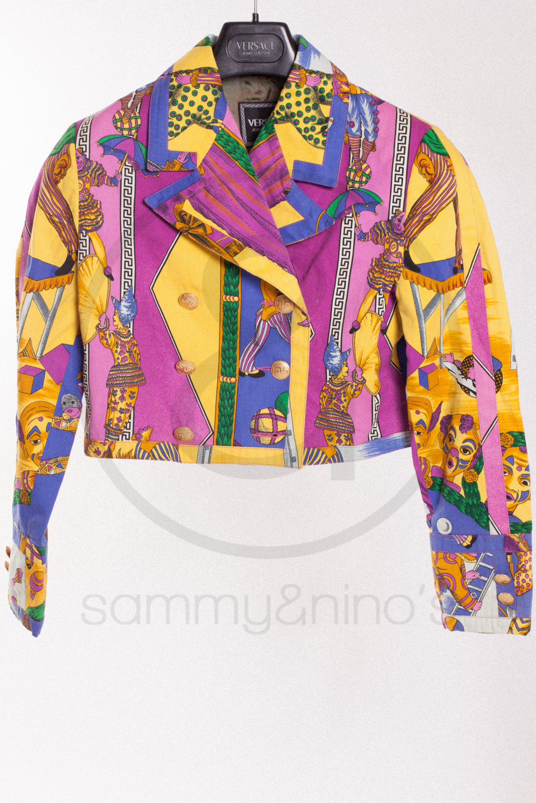 Versace Jeans Couture Jacket Sammy Amp Nino S Store