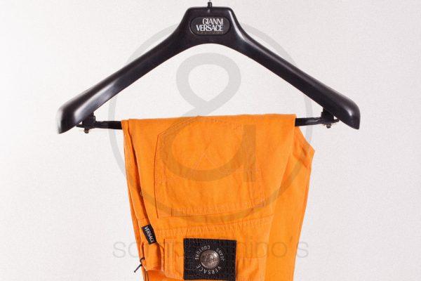 vintage Versace Jeans Couture jeans orange sammyninos 1-160