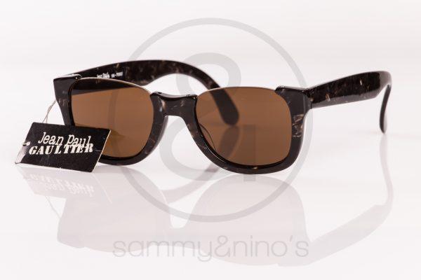 4e019805138 vintage Jean Paul Gaultier 56-7062 sunglasses silver sammyninos 1