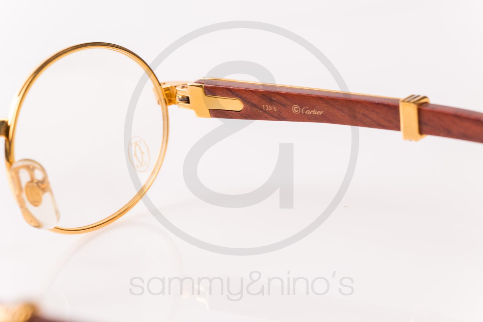 a7d263d867e Rimless Glasses   greencommunitiescanada. Cartier Giverny 51-20 – Sammy ...