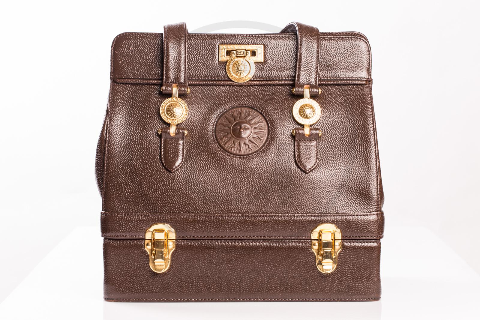 381a4da951 Previous  Next. HomeSOLD OUTGianni Versace purse