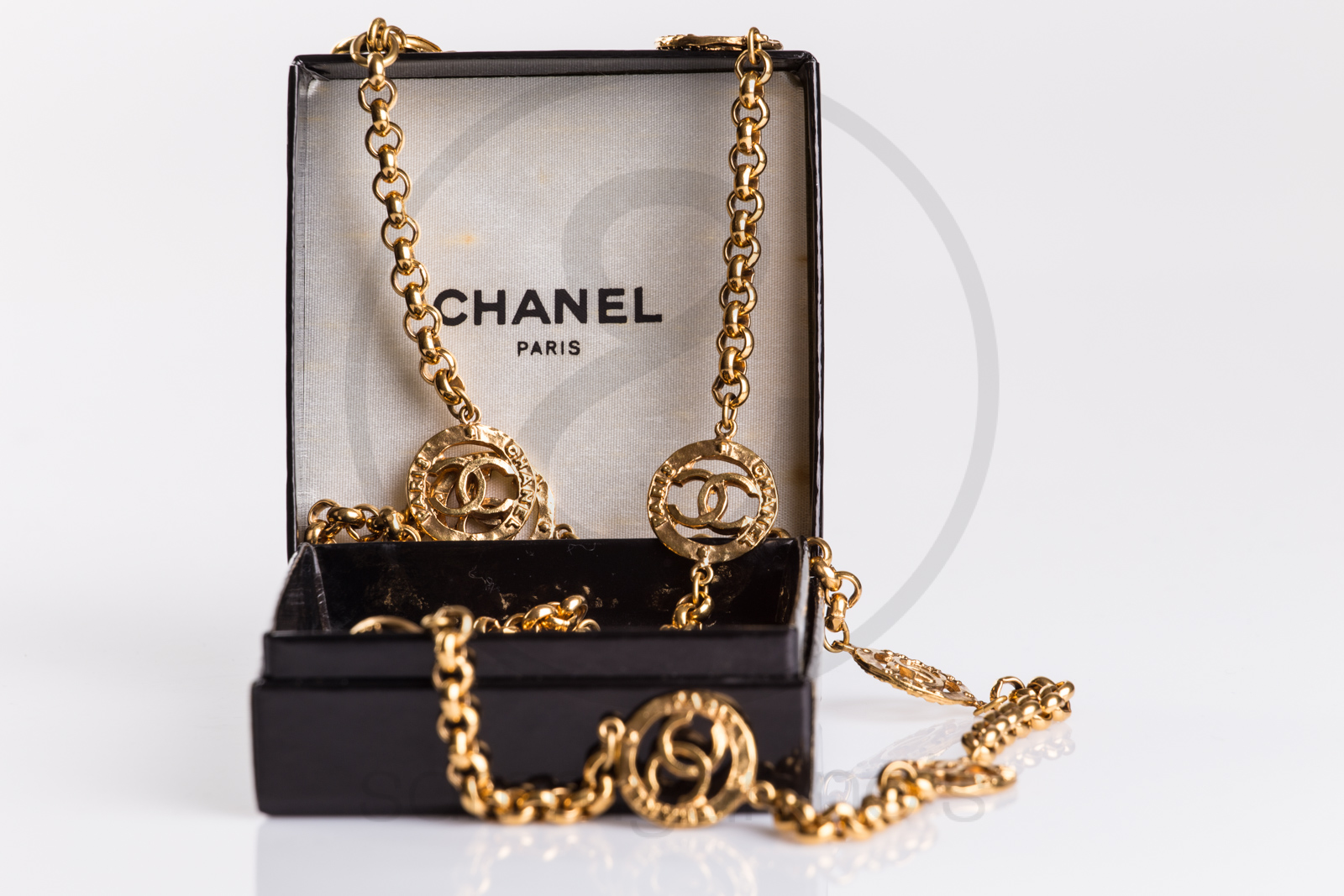 Chanel Chain necklace Sammy Ninos Store