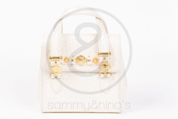 b7e4b5926625 vintage Gianni Versace purse bag luggage sammyninos 3