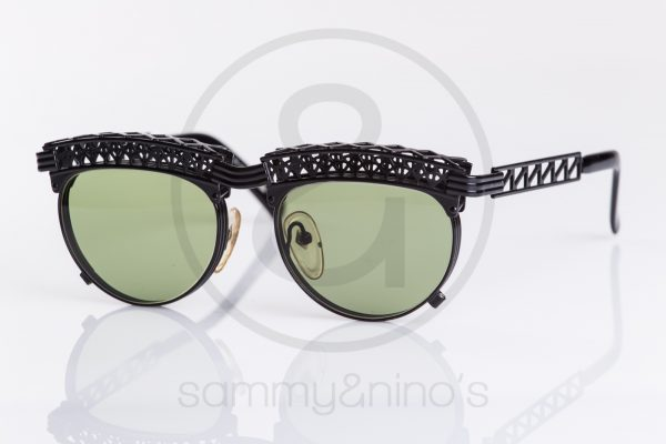 vintage Jean Paul Gaultier sunglasses 55-0171 eiffel tower sammyninos 1