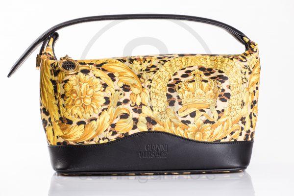 66b8008faf60 vintage Gianni Versace mini bag barocco print sammyninos 2