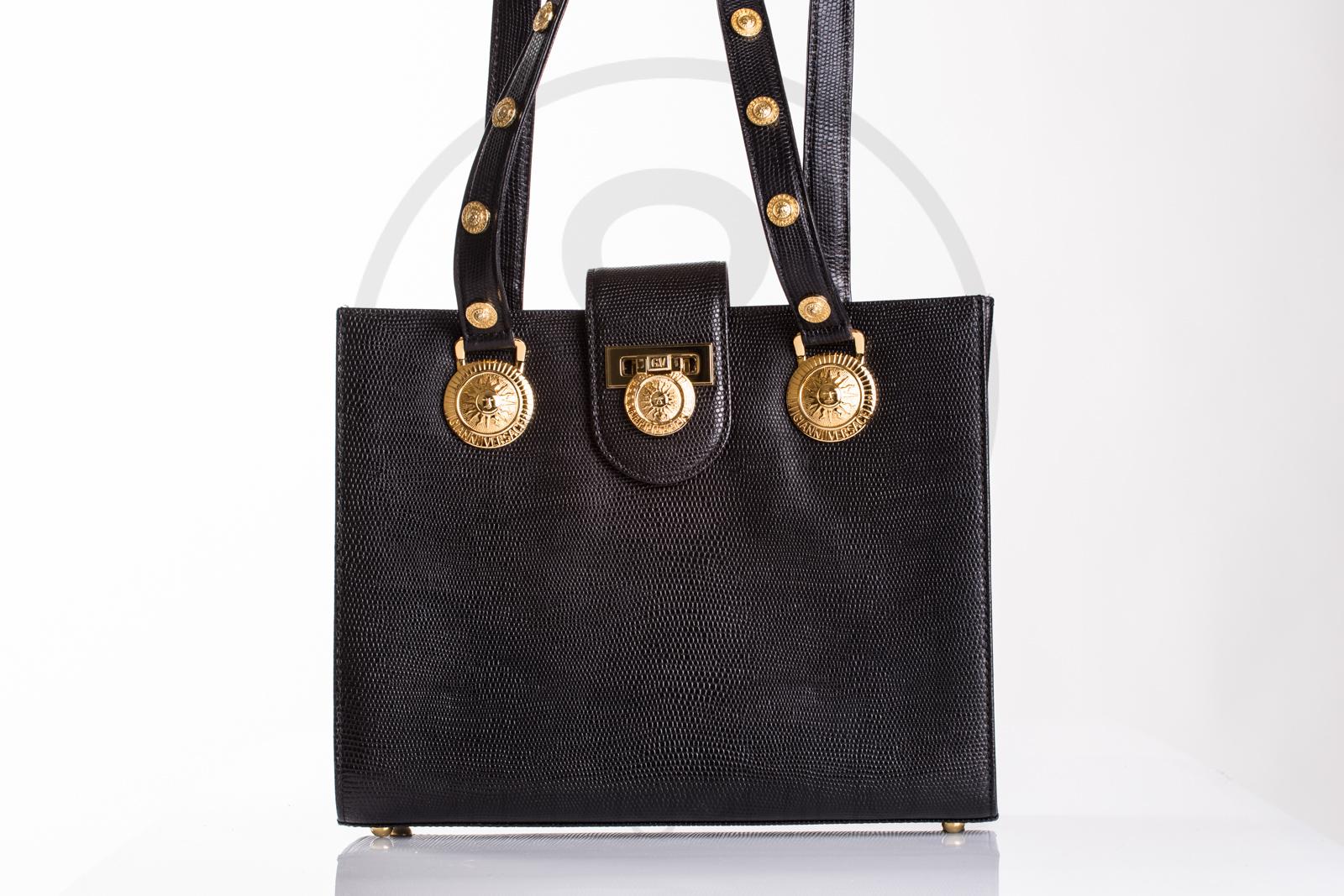d5efdcf17489 Previous  Next. HomeSOLD OUTGianni Versace purse