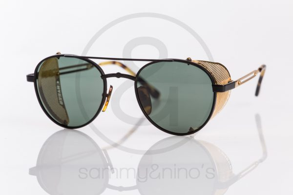 f97fdd9c9b Boss by Carrera 5154. €249.00. vintage Charro sunglasses steampunk black  gold sammyninos 1