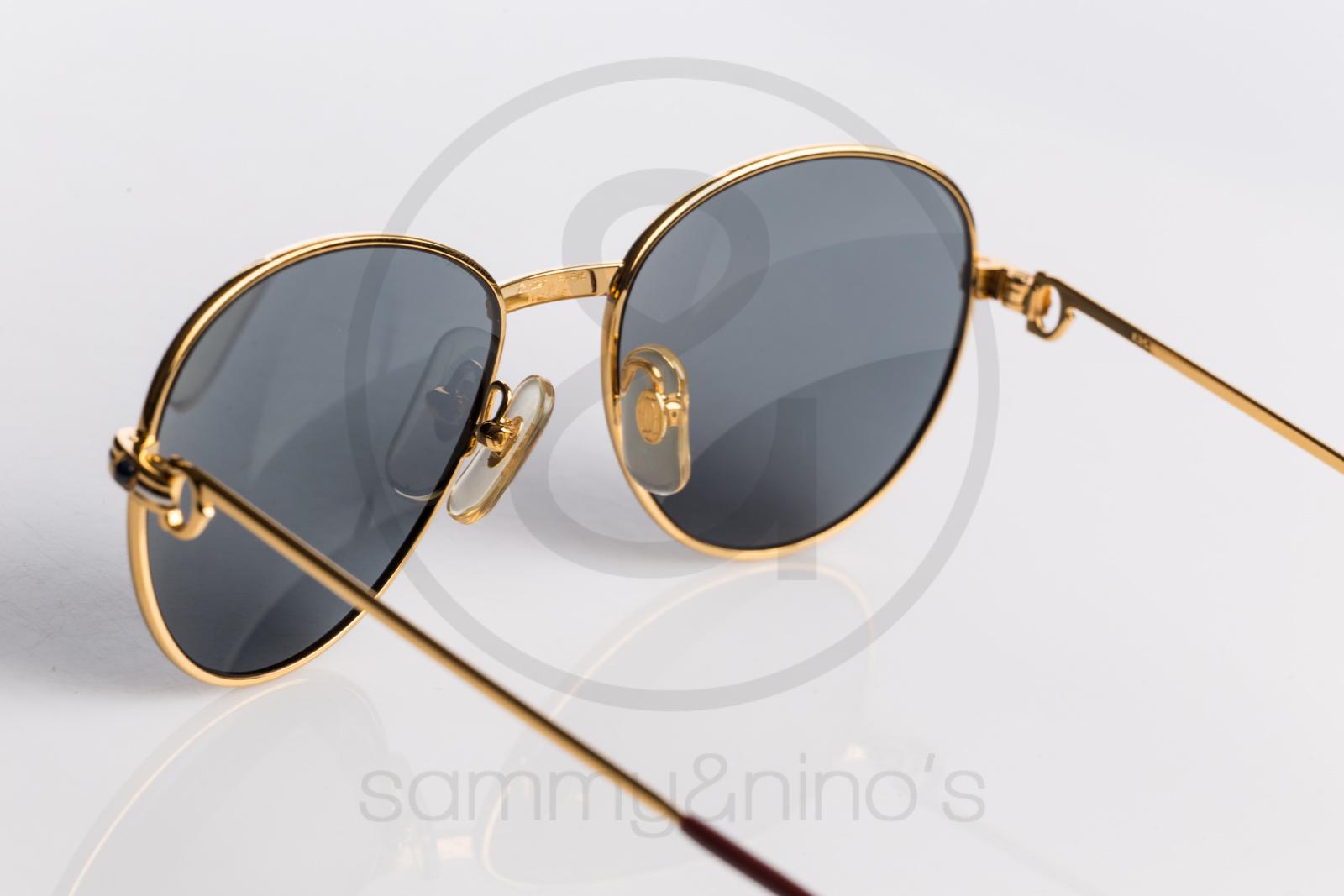 "Cartier ""S"" Saphir 55-18 – Sammy & Nino\'s Store"