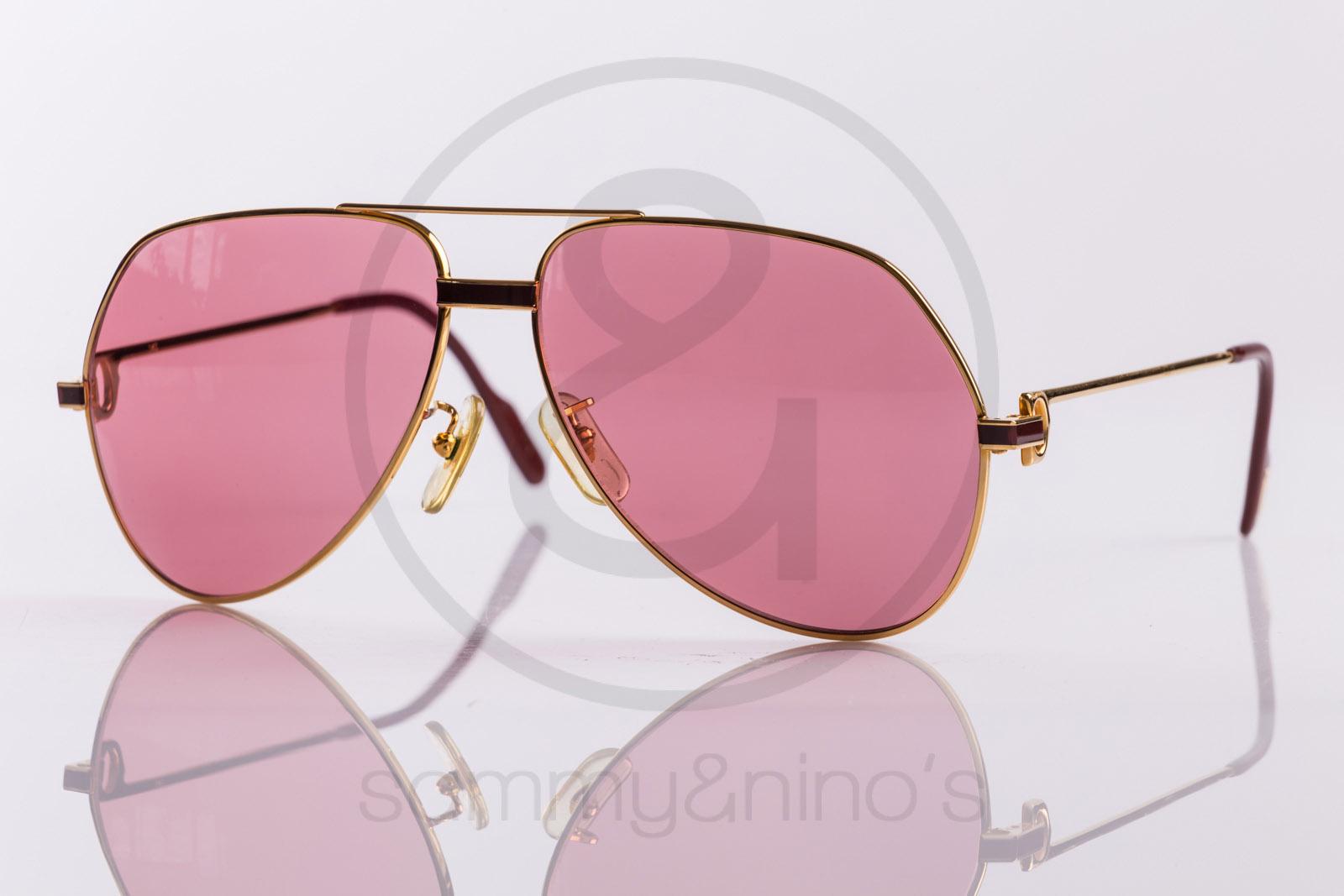 8b9ac1f79842e0 Cartier Vendome Laque 62-14 – Sammy   Nino s Store