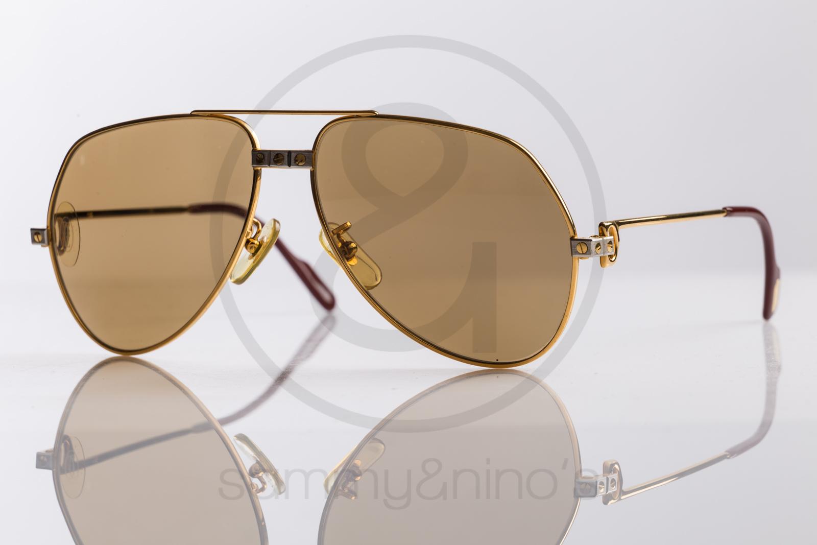ca000ec84c Cartier De Santos Sunglasses | CINEMAS 93