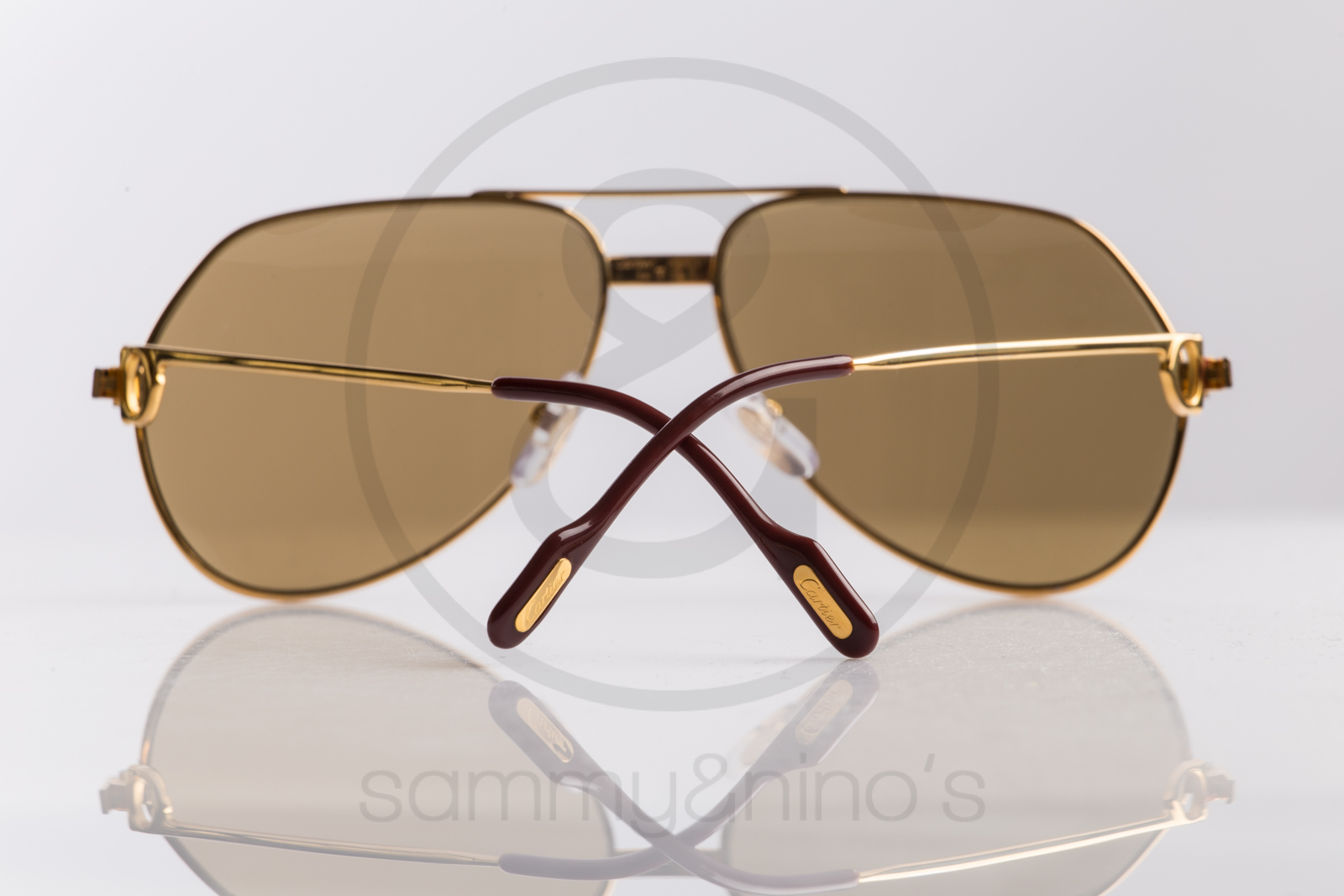 ab16792a907d Cartier Sunglasses Santos Aviator - Restaurant and Palinka Bar