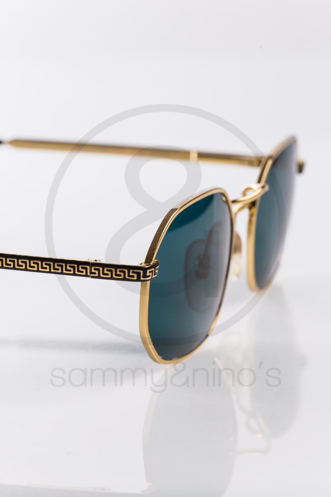 f05b1907c19e Vintage Versace Gold Frame Glasses - Bitterroot Public Library