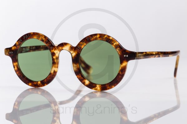 vintage Jean Paul Gaultier 56-0071 sunglasses round sammyninos 1