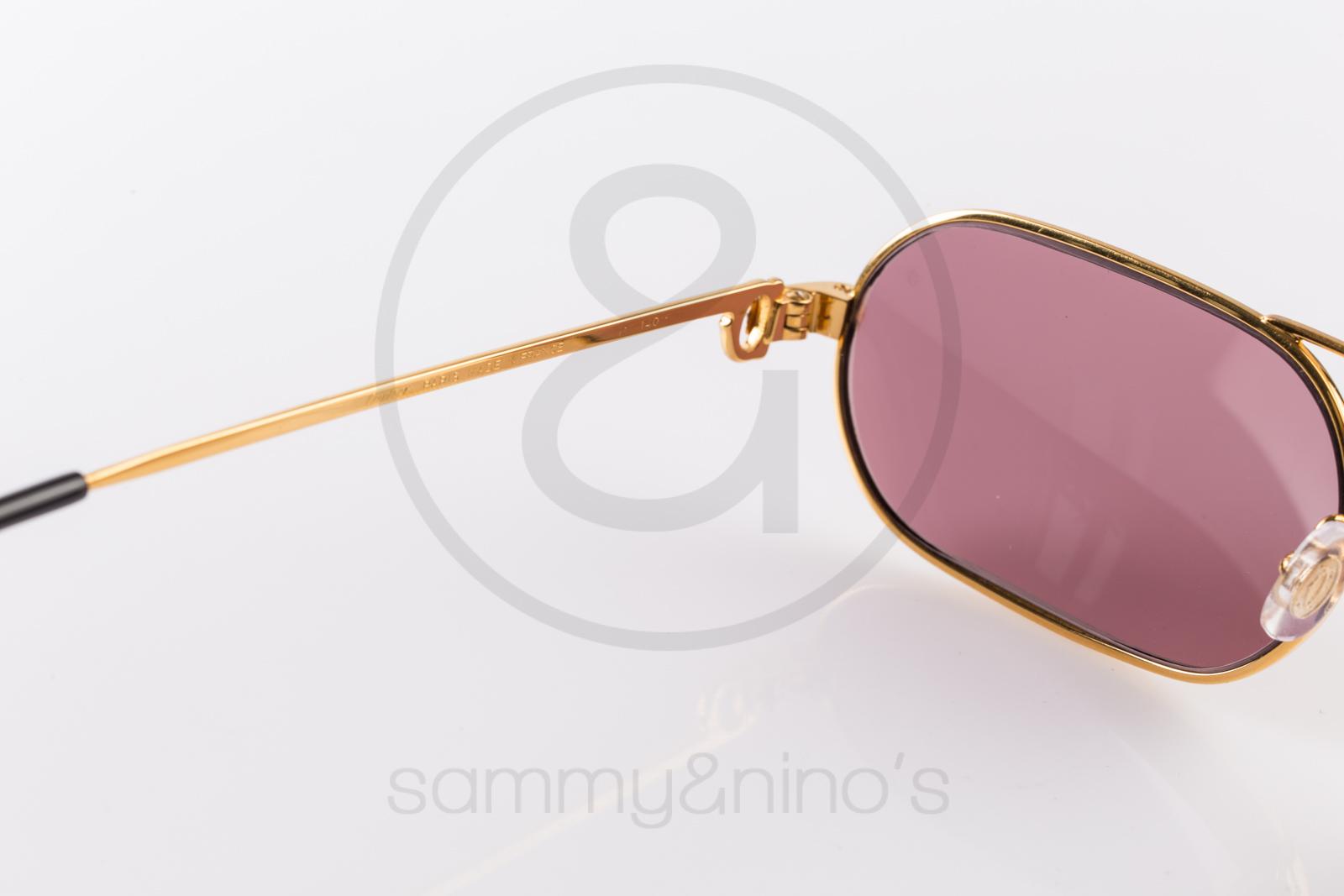 856b9a8f7afa82 Cartier Must Louis 55-20 – Sammy   Nino s Store