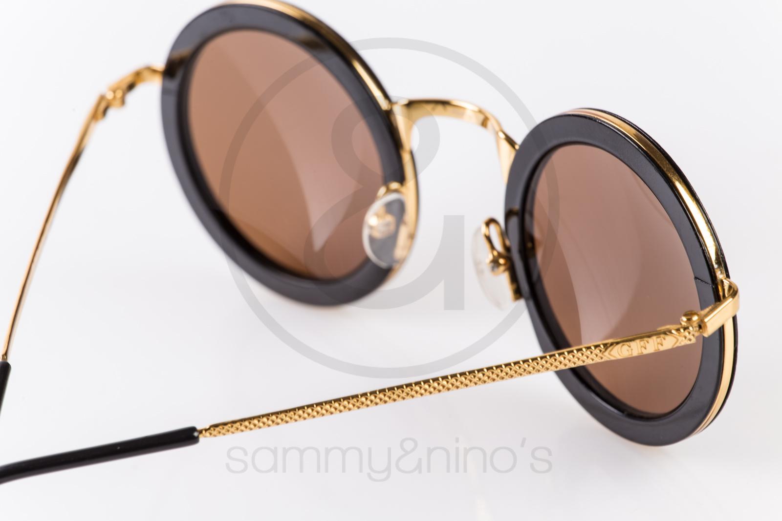 27995b48e7 Authentic Vintage GIANFRANCO FERRE Sunglasses GF87801 Black RARE. Previous   Next. HomeSTOREGianfranco Ferré .