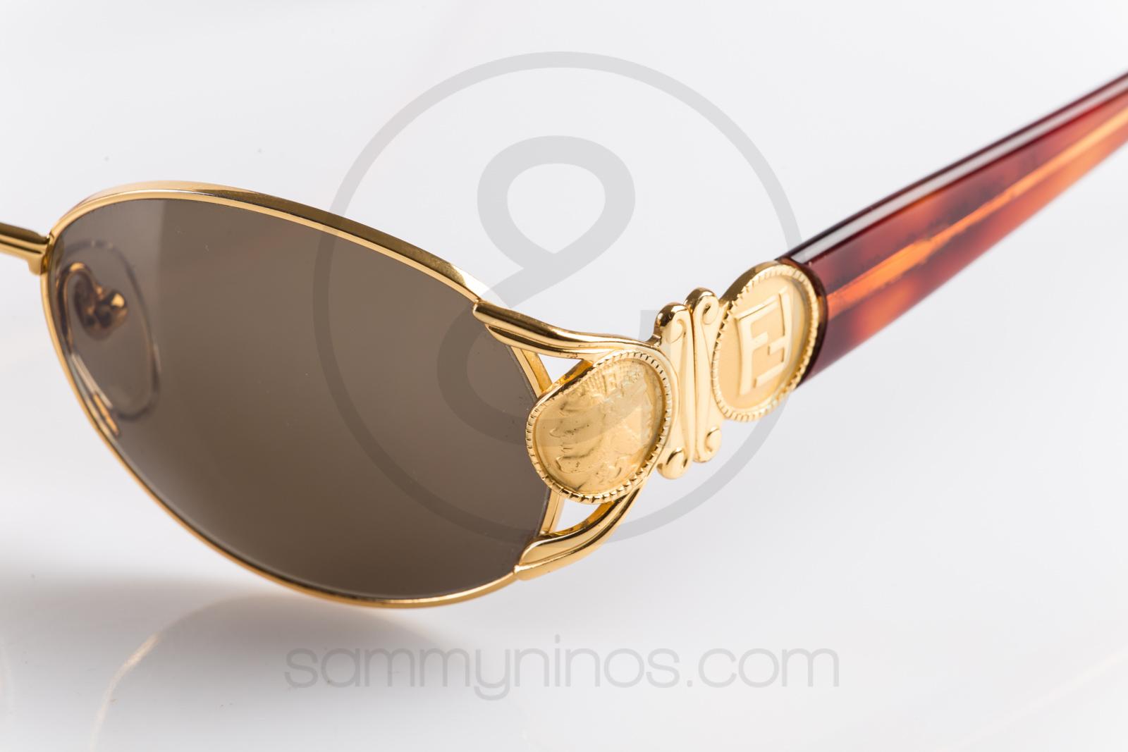 fee5e55dc87 Fendi Aviator Sunglasses Gold « One More Soul