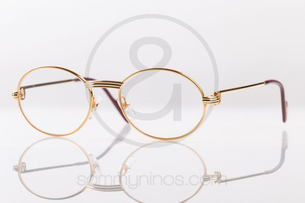 vintage-cartier-eyeglasses-saint-honore-gold-1