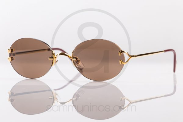 vintage-cartier-sunglasses-scala-gold-1