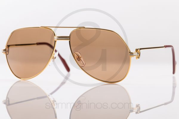 vintage-cartier-sunglasses-vendome-louis-gold-1