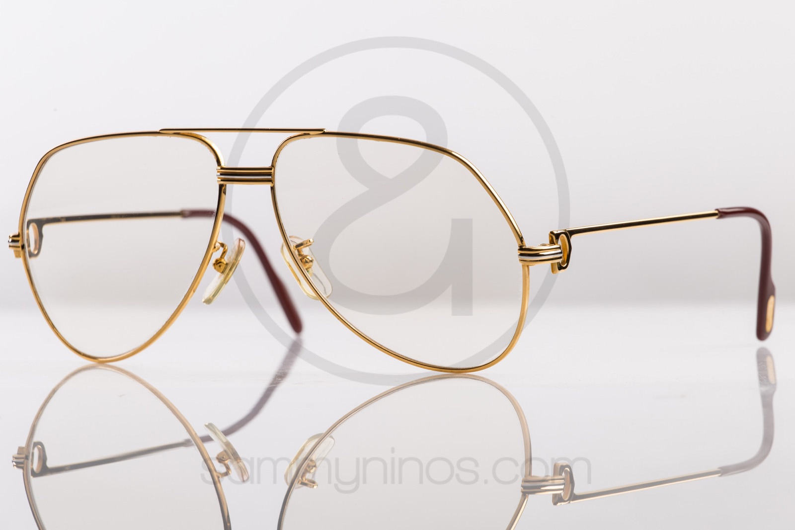 6d8c4a9974de Cartier Vendome Louis 62-14 (photochromic) – Sammy   Nino s Store