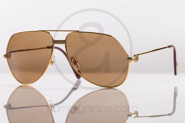 vintage-cartier-vendome-sunglasses-louis-gold-1