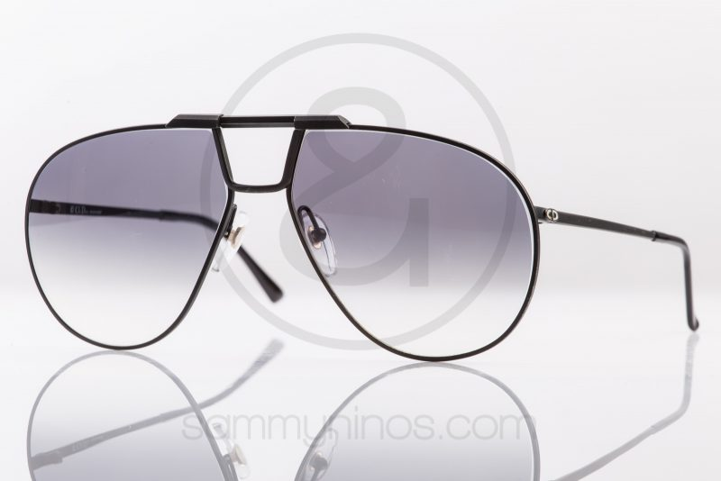 christian dior sunglasses 67ls  vintage-christian-dior-sunglasses-2151-black-metal-1