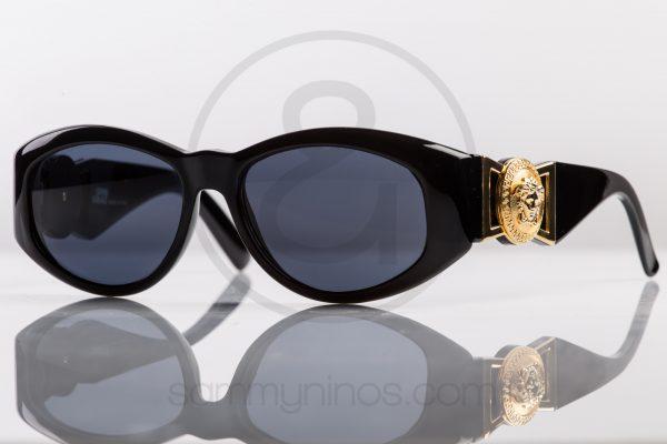a3b4bfa0a586 vintage-gianni-versace-sunglasses-424-black-gold-medusa-