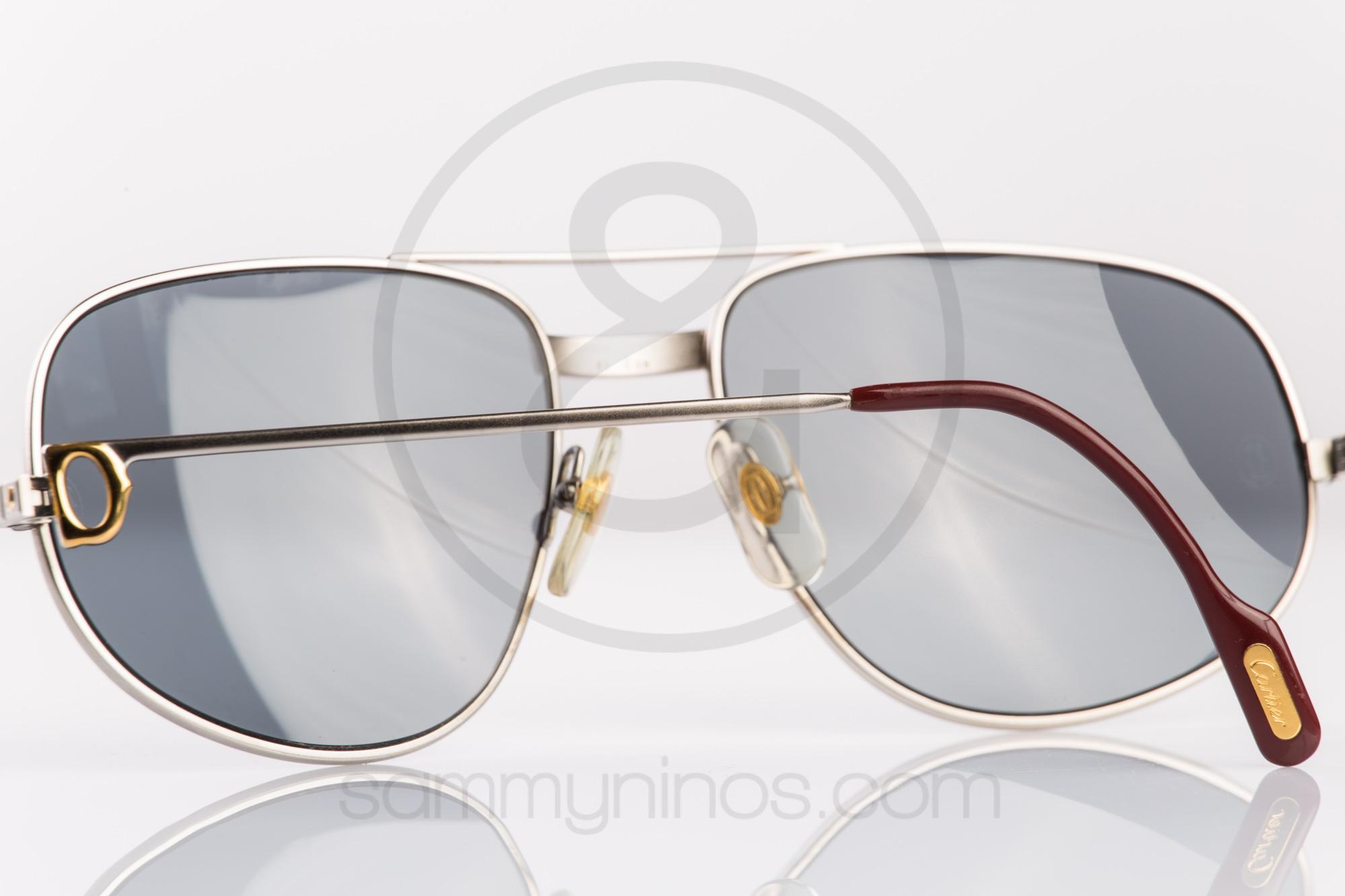 80492837b100b9 Cartier Romance Santos Titanium 61-18 – Sammy   Nino s Store
