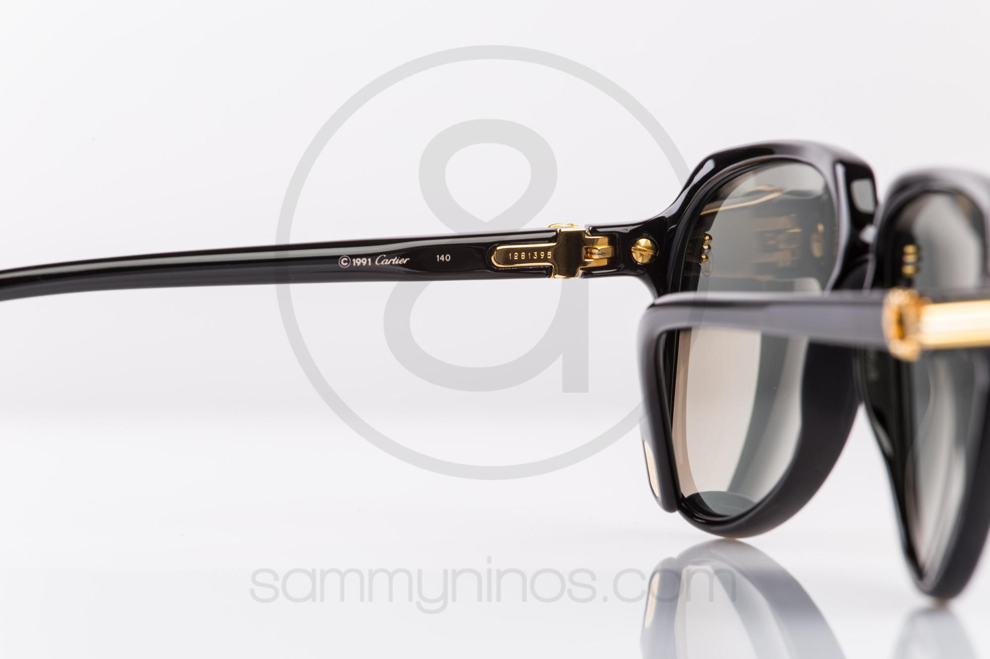 a6df3fbcdf10 Cartier Vitesse Sunglasses Ebay