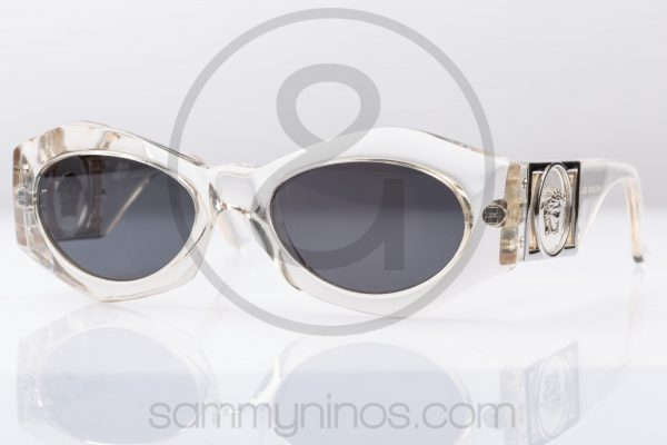 d2b1ac72ea24 vintage-gianni-versace-sunglasses-422b-seethrough-clear-1