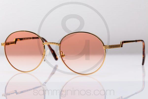 hilton-vintage-round-sunglasses-exclusive 025-24k-gold-eyewear-1