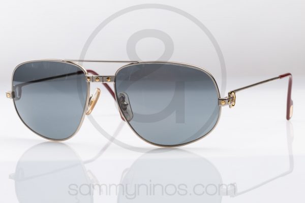vintage-cartier-romance-santos-sunglasses-platinum-1