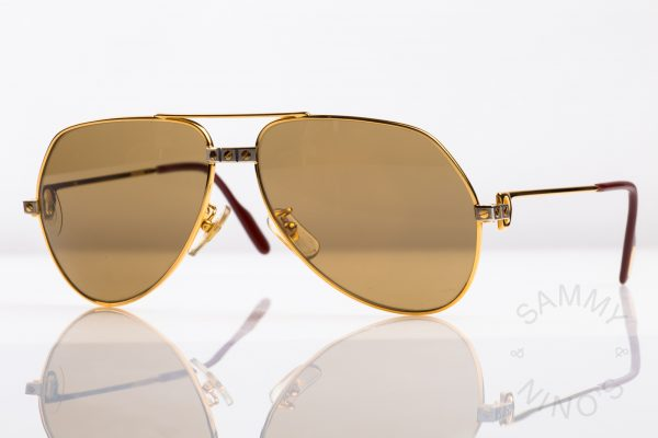 cartier-vintage-sunglasses-vendome-santos-80s-1